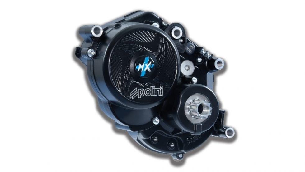 Nuovo motore Polini E-P3+: più potente e con 5 mappature