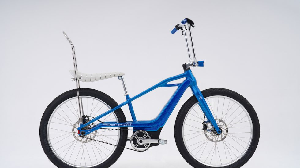 Serial 1 Mosh/Chopper: e-bike by Harley Davidson disponibile all'asta!